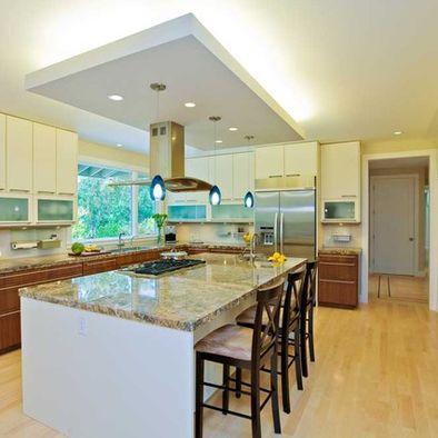 مزایای سقف کاذب آشپزخانه