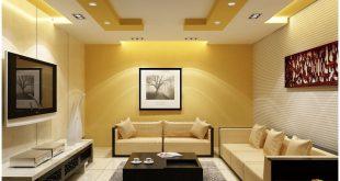 نحوه تمیز کردن سقف کاذب طراحی شده و تزئینی