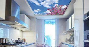 آسمان مجازی برای آشپزخانه