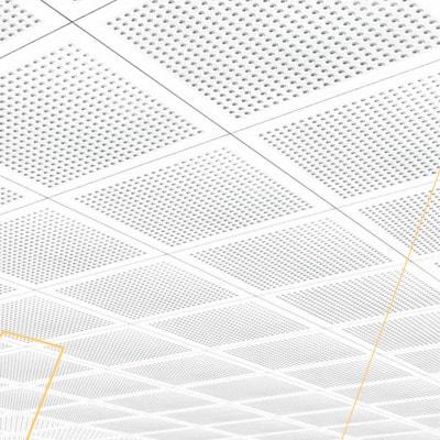 سقف کاذب گچی