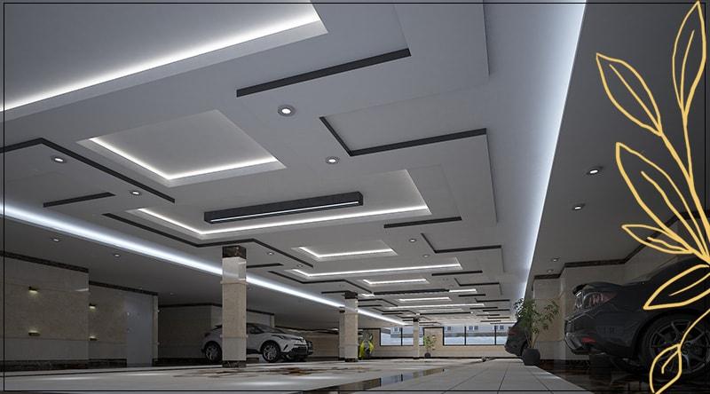 اجرای سقف کناف